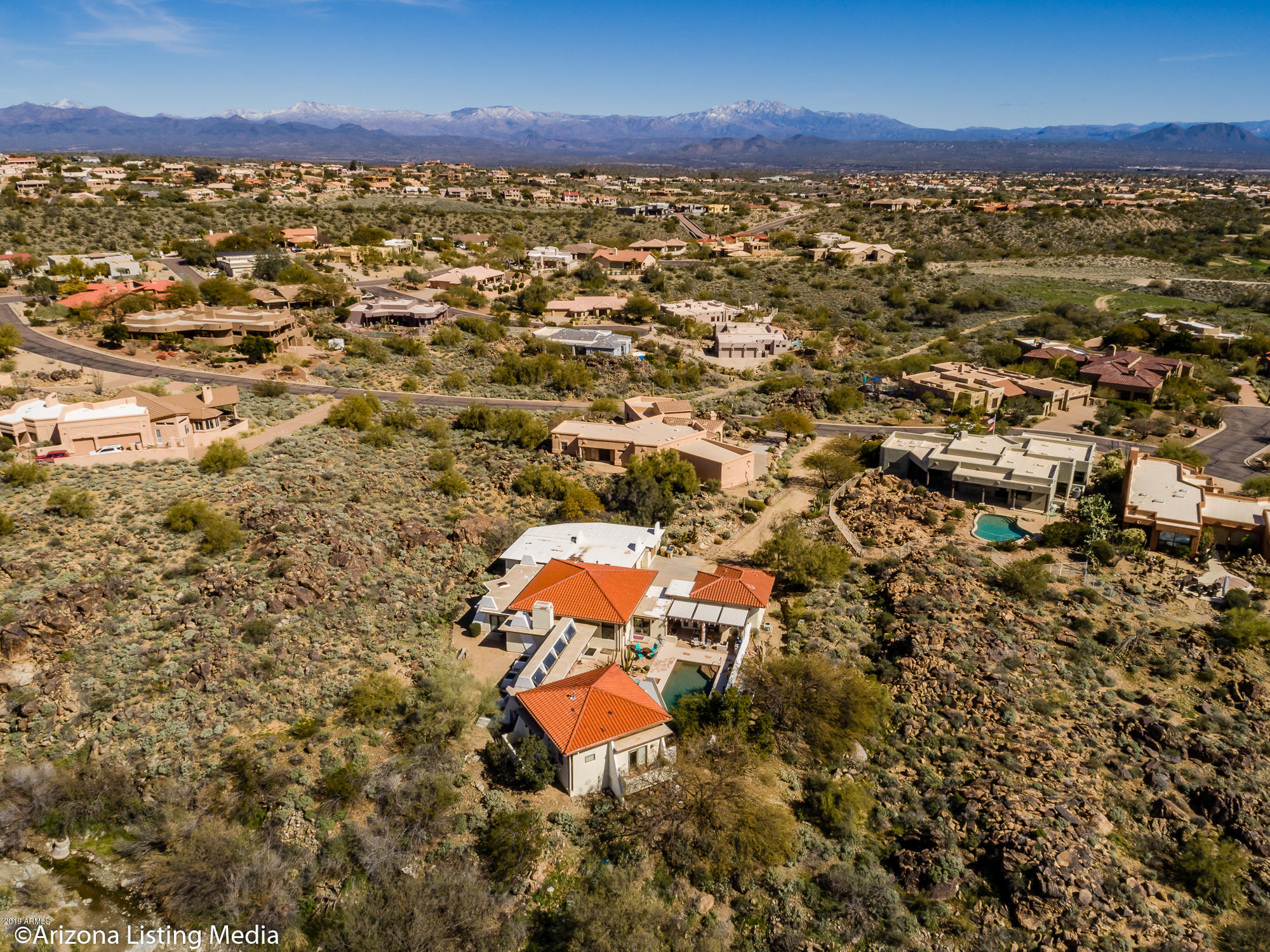 15044 N ELENA Drive, Fountain Hills, Arizona