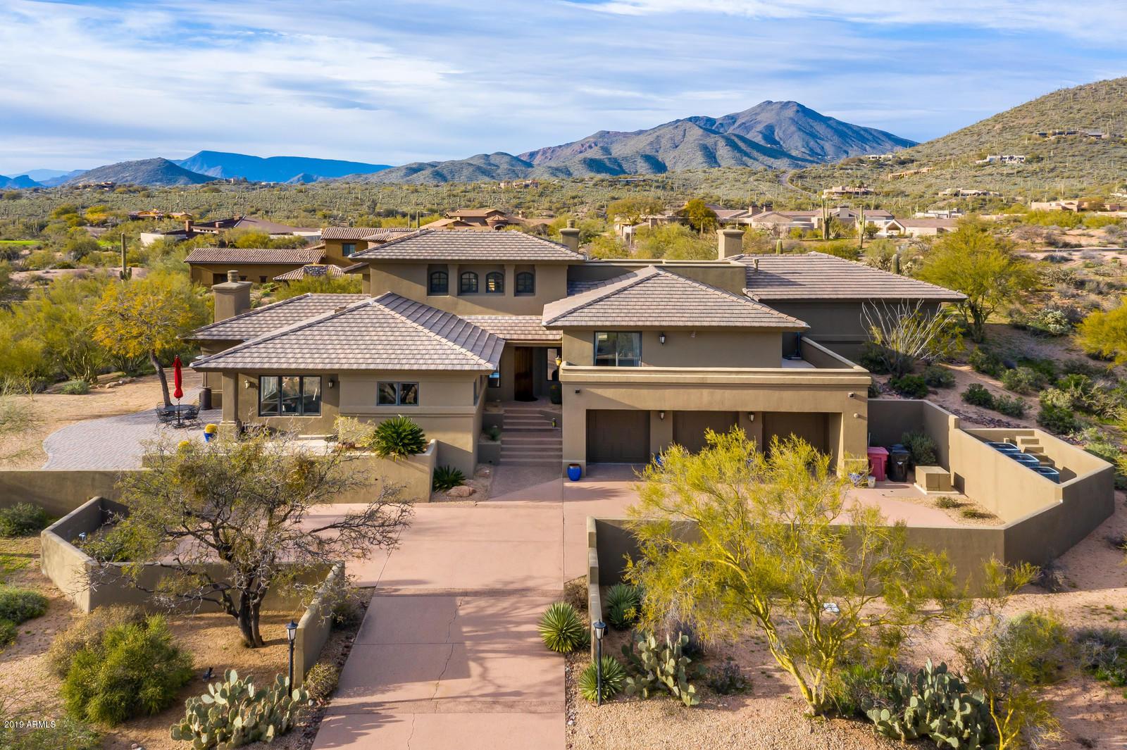 MLS 5887600 9230 E Andora Hills Drive, Scottsdale, AZ 85262 Scottsdale AZ Private Pool