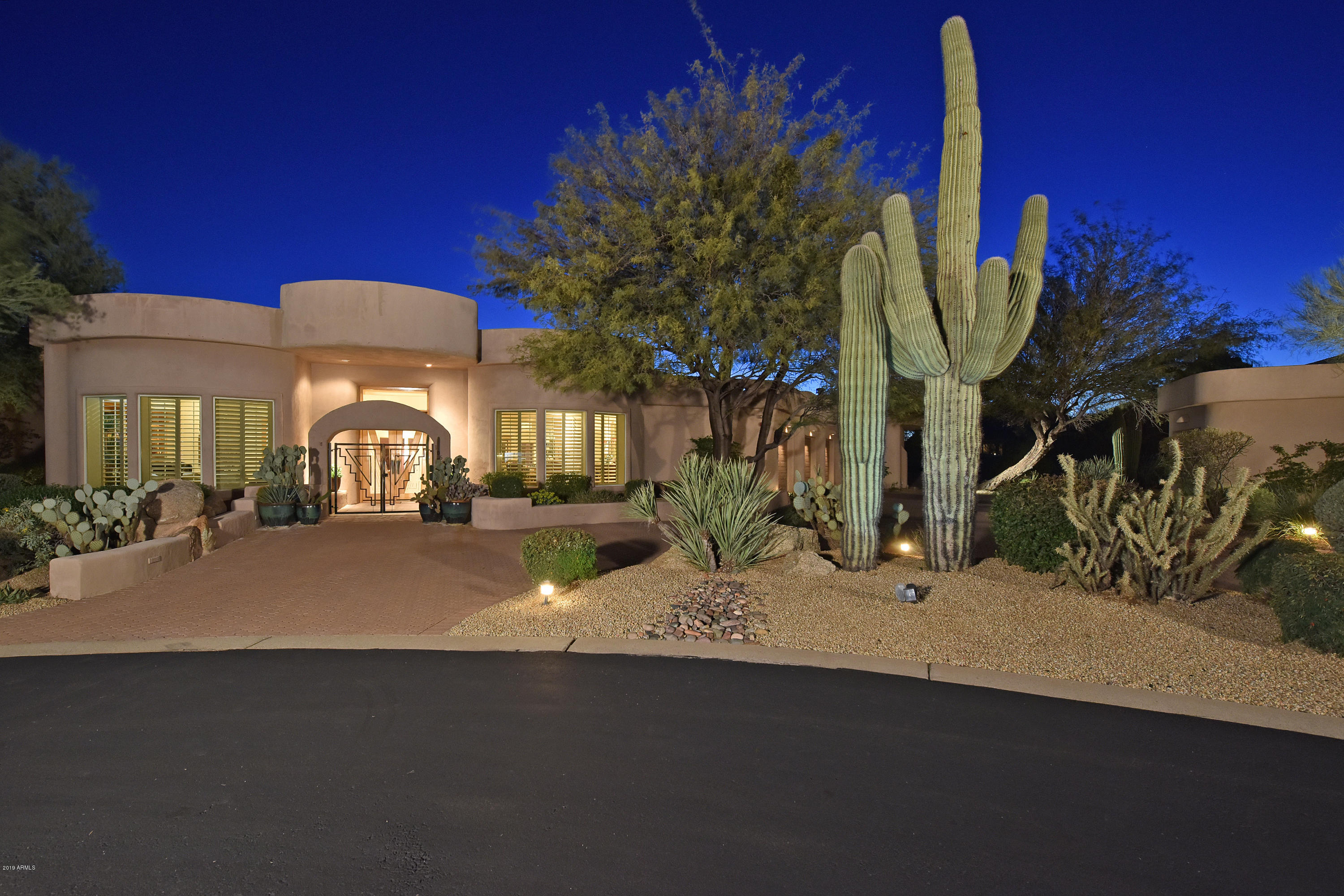 Photo of 10600 E QUARTZ ROCK Road, Scottsdale, AZ 85255
