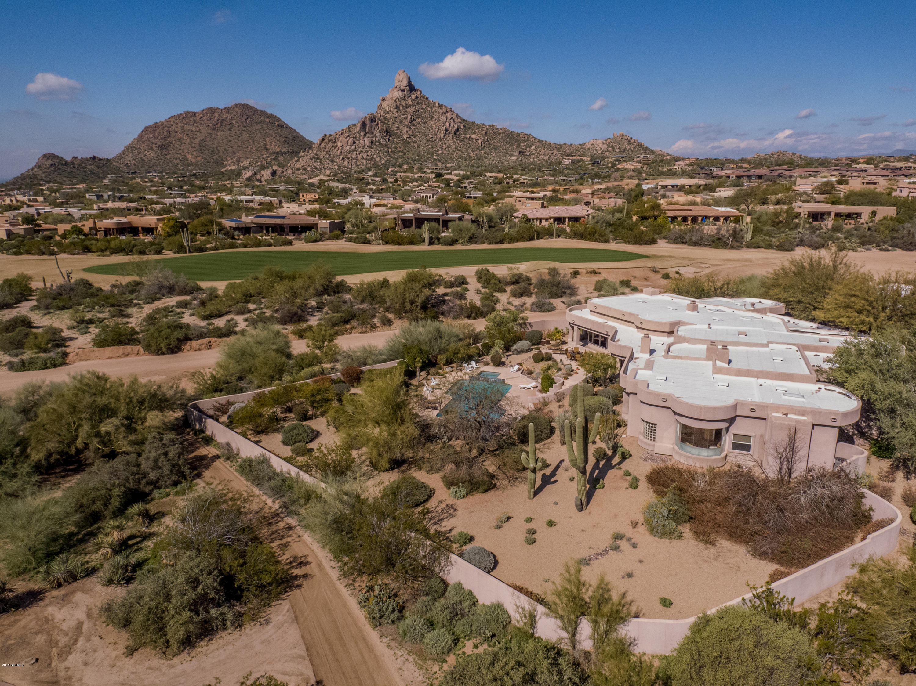 MLS 5887372 10600 E QUARTZ ROCK Road, Scottsdale, AZ 85255 Scottsdale AZ Troon Village