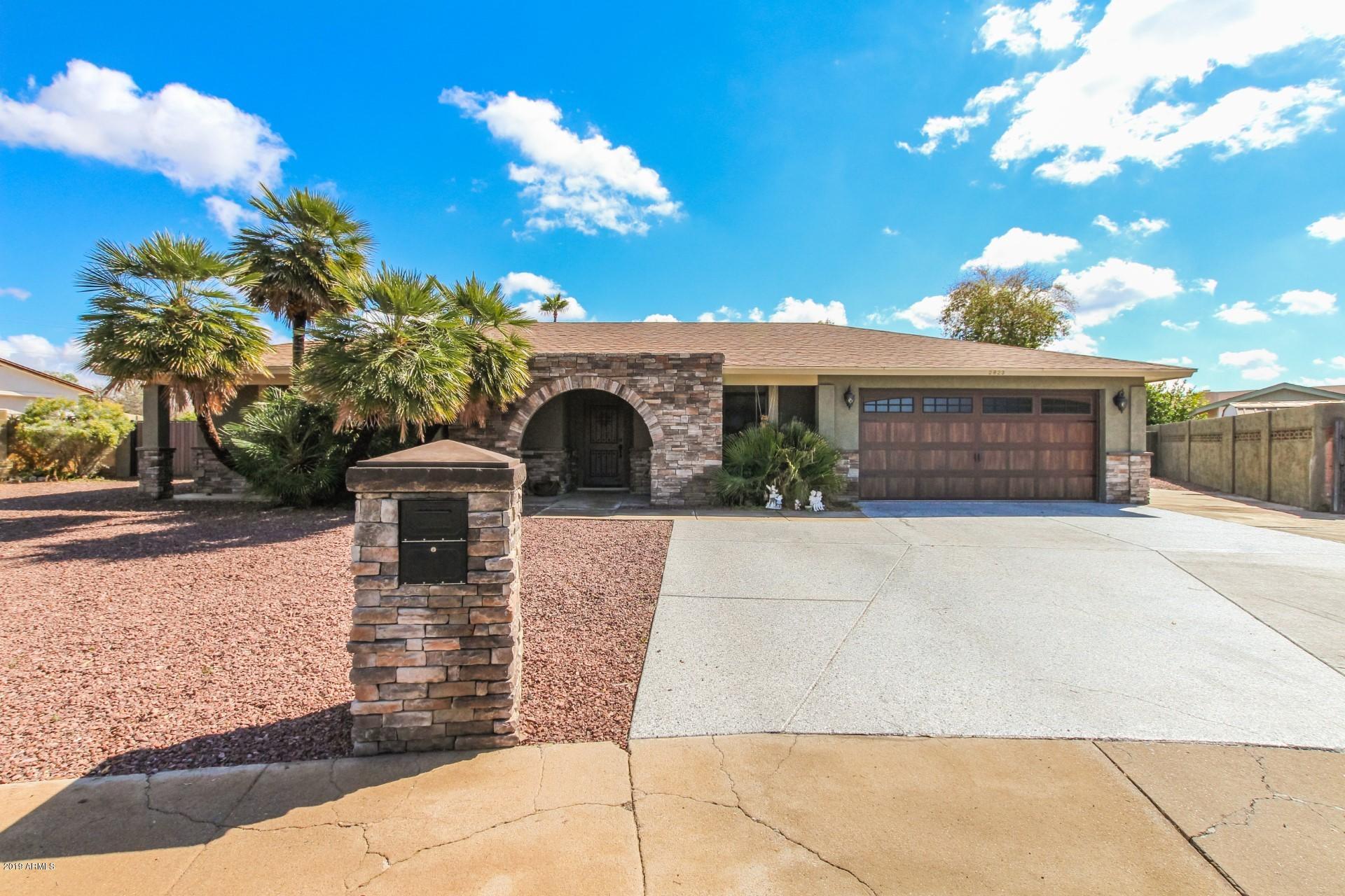 Photo of 2823 E HACKAMORE Circle, Mesa, AZ 85213