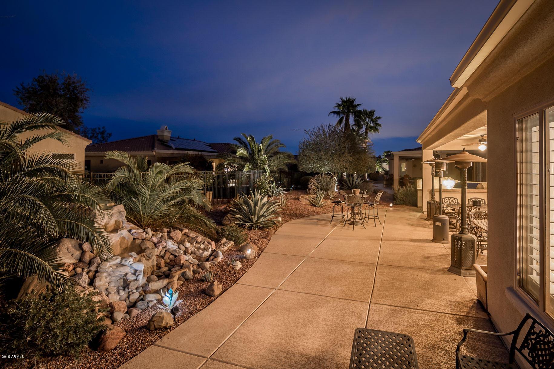 MLS 5888802 13118 W MICHELTORENA Drive, Sun City West, AZ 85375 Sun City West AZ Tennis Court