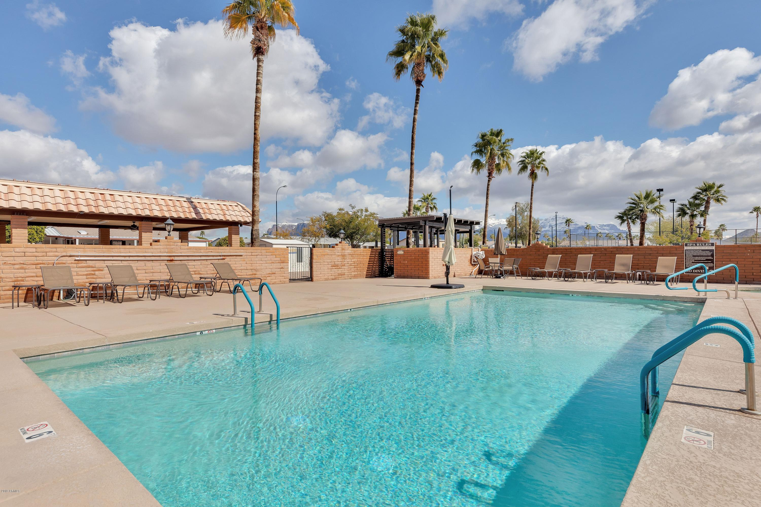 MLS 5887763 2400 E BASELINE Avenue Unit 283, Apache Junction, AZ 85119 Apache Junction AZ Gated