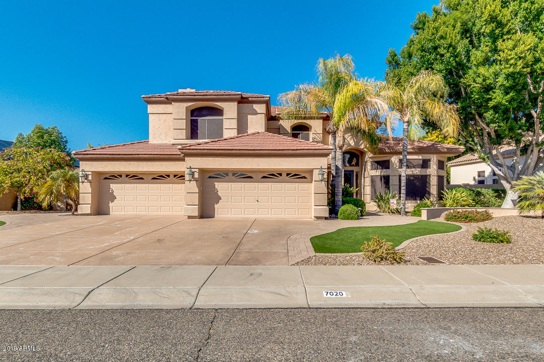 Photo of 7020 W FIREBIRD Drive, Glendale, AZ 85308