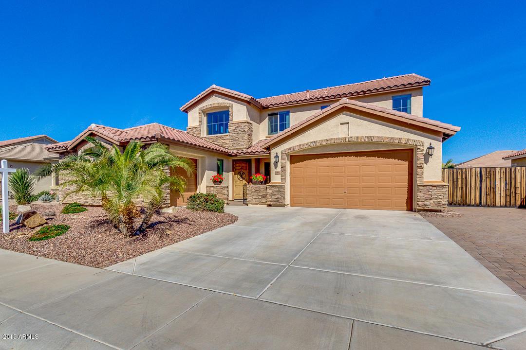 Photo of 3492 E FANDANGO Drive, Gilbert, AZ 85298