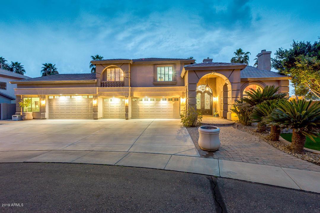 Photo of 580 N BENSON Lane, Chandler, AZ 85224