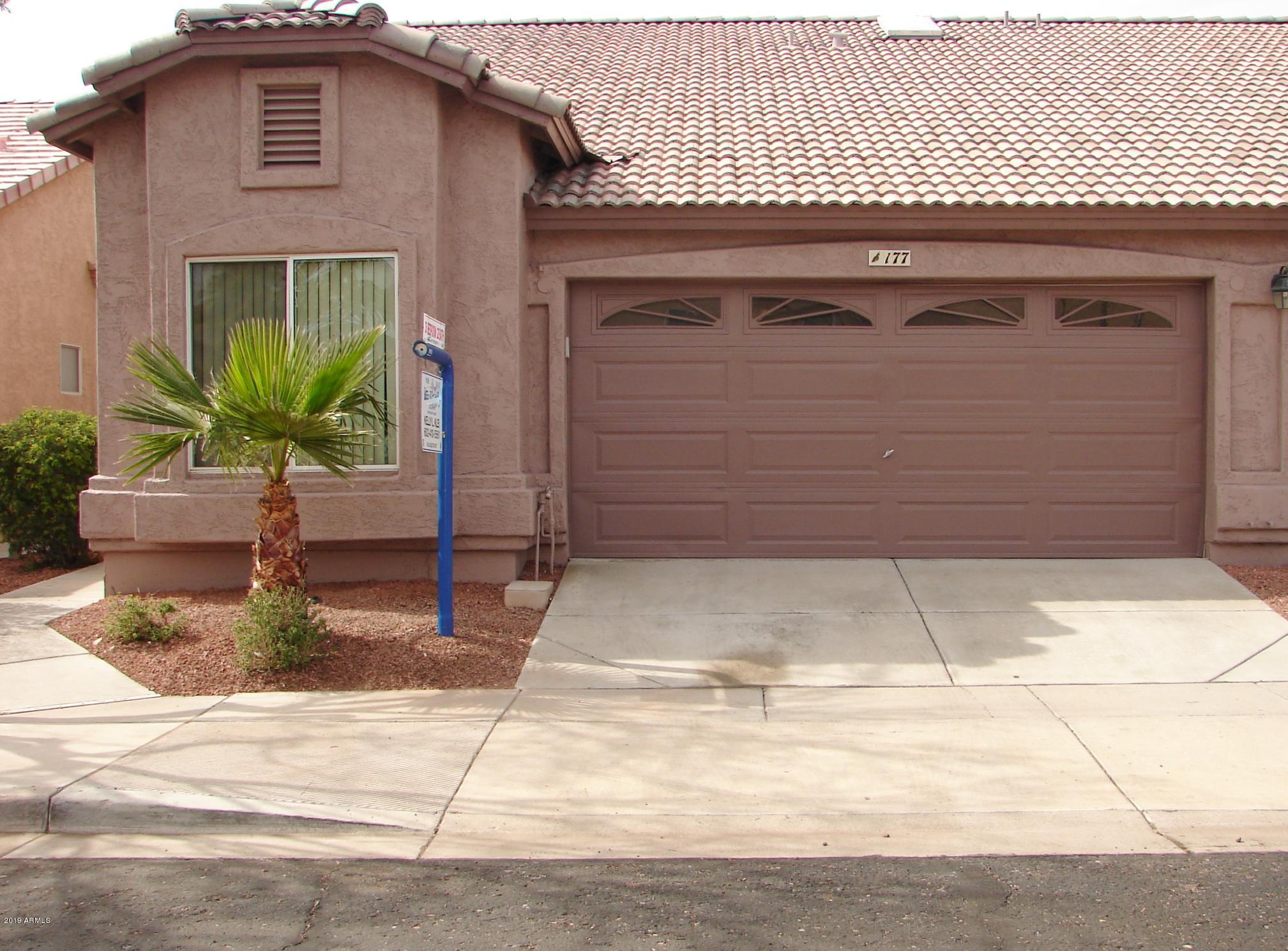 Photo of 6610 E UNIVERSITY Drive #177, Mesa, AZ 85205