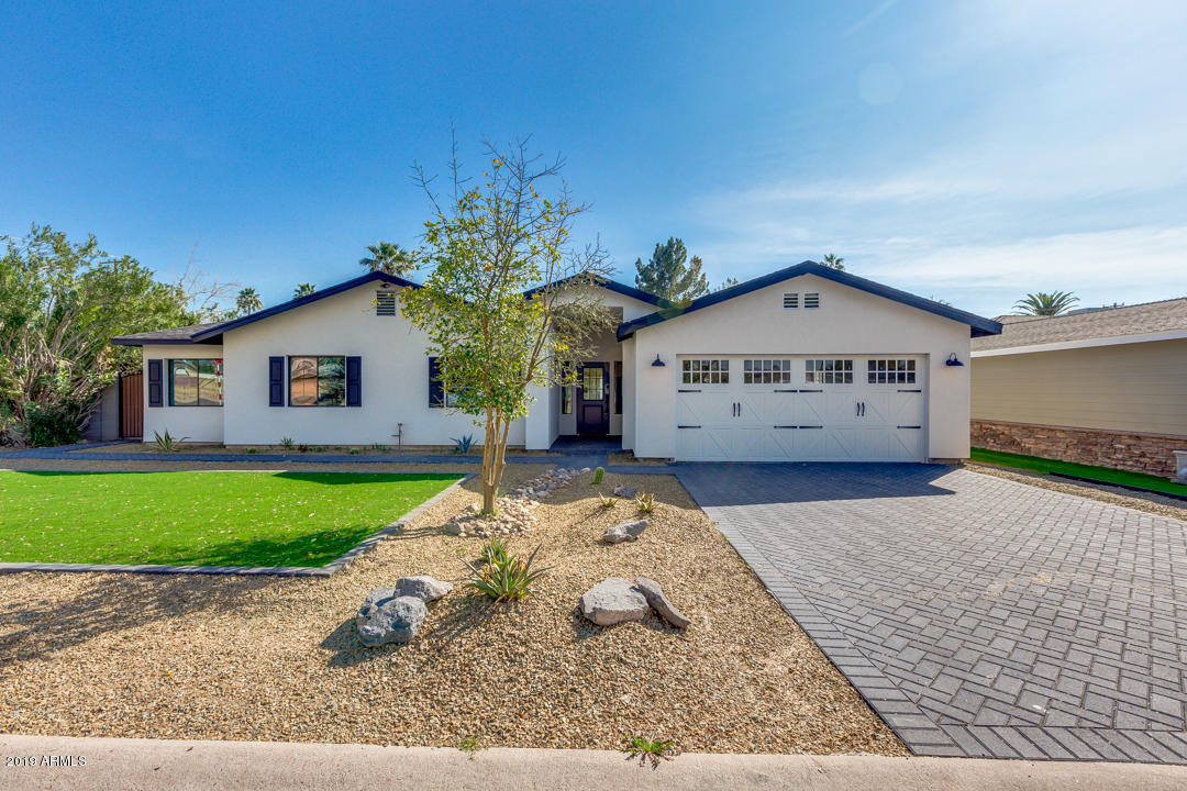 Photo of 3545 E HAZELWOOD Street, Phoenix, AZ 85018