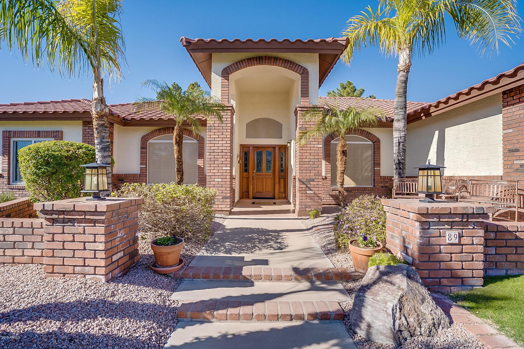 Photo of 5345 E MCLELLAN Road #89, Mesa, AZ 85205