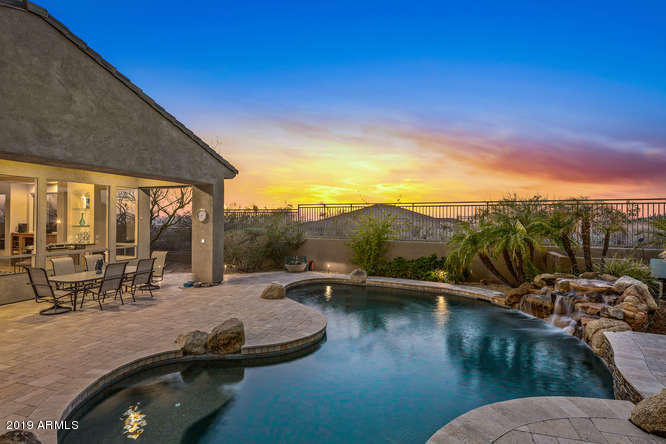 MLS 5890433 11464 E WINCHCOMB Drive, Scottsdale, AZ 85255 Scottsdale AZ Private Pool