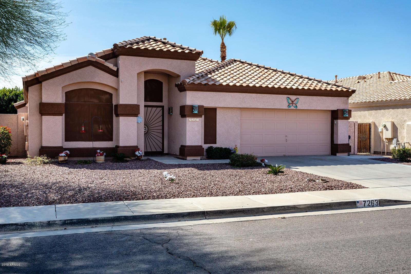 Photo of 7263 E LOMITA Avenue, Mesa, AZ 85209