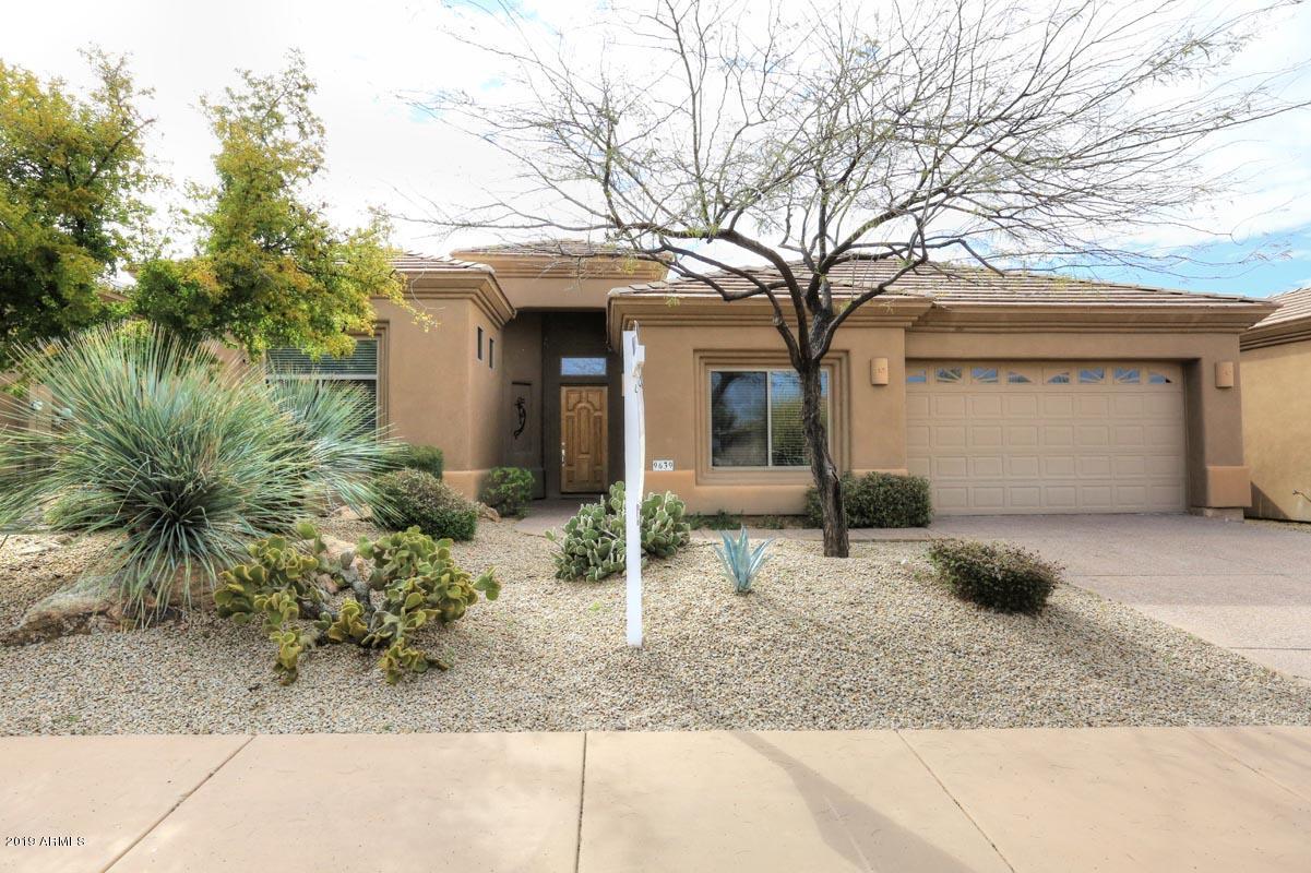 Photo of 9639 E CAVALRY Drive, Scottsdale, AZ 85262