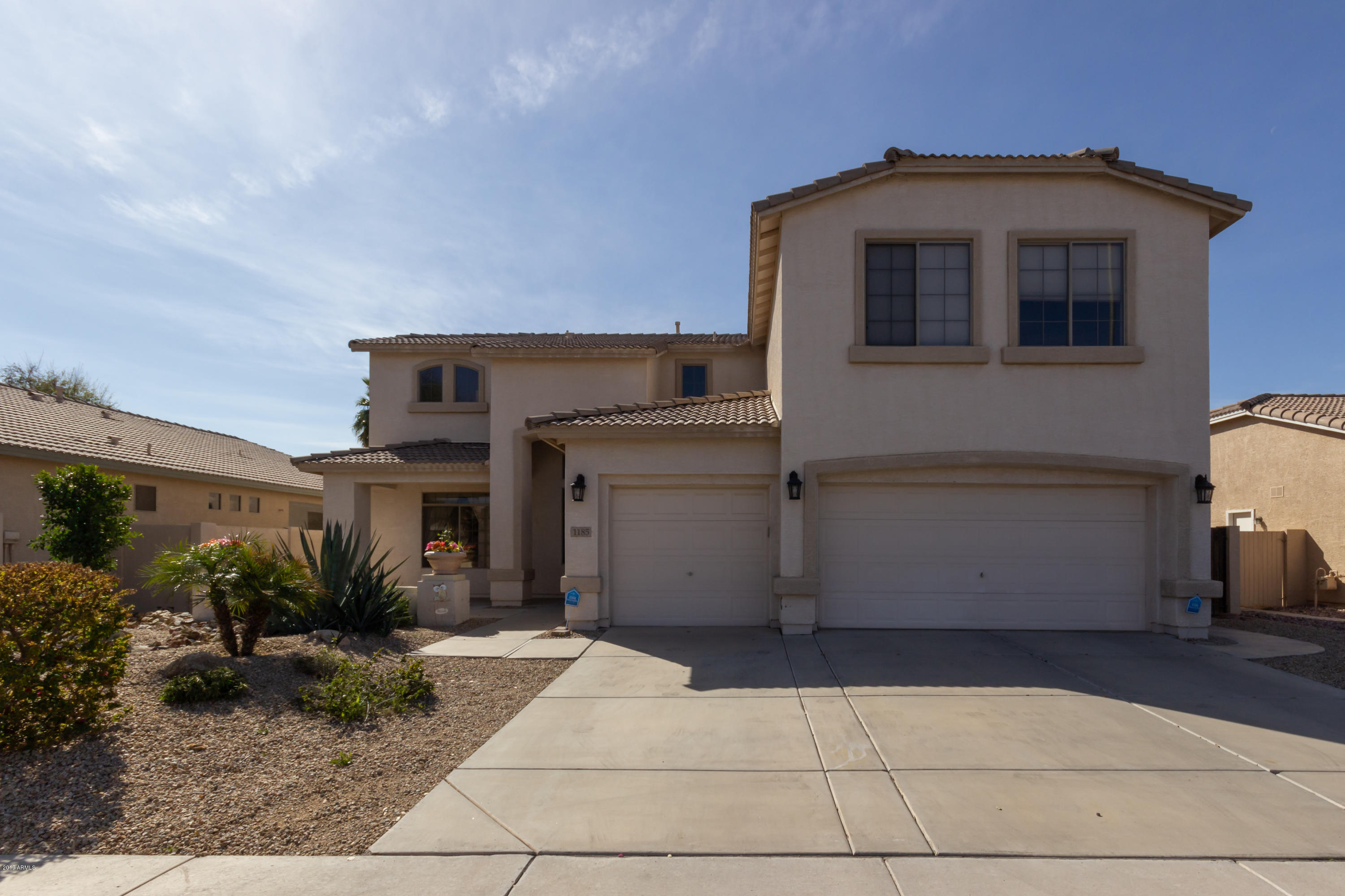 Photo of 1185 E WINCHESTER Place, Chandler, AZ 85286