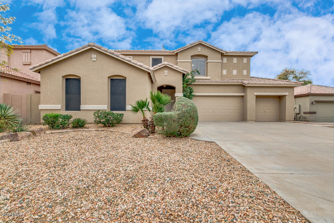 Photo of 1691 E REDWOOD Place, Chandler, AZ 85286
