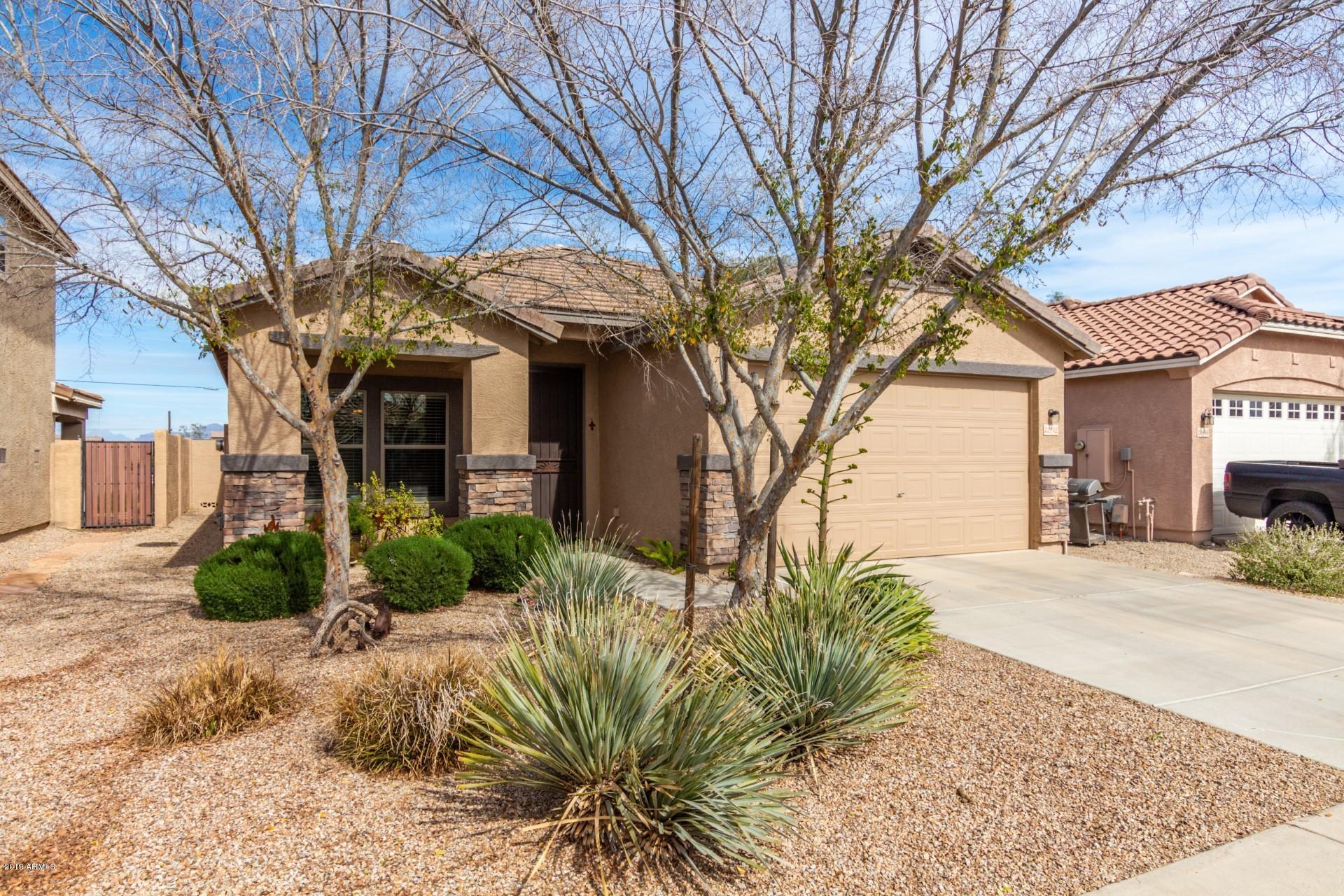 Photo of 22162 E VIA DEL PALO --, Queen Creek, AZ 85142