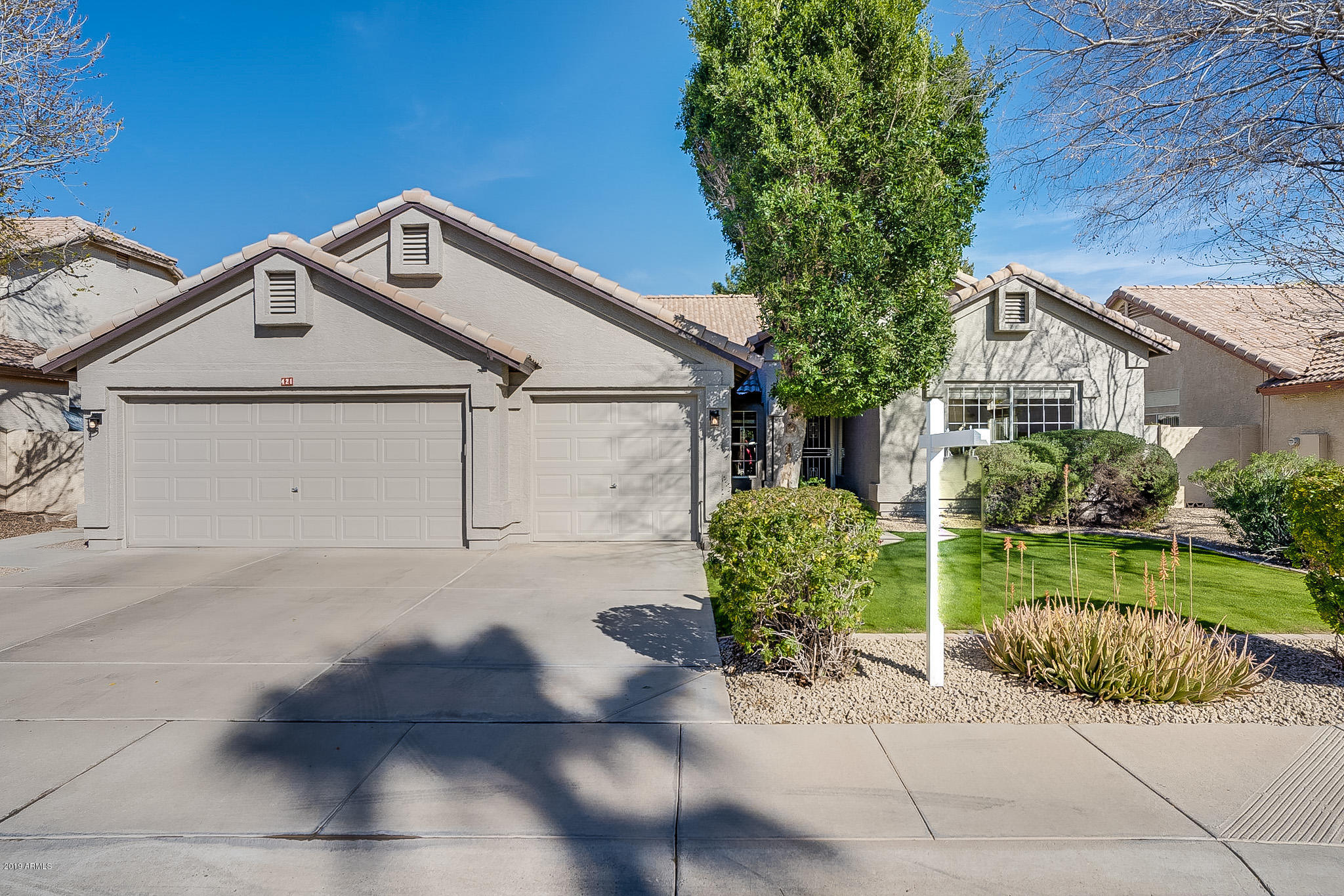 Photo of 421 S FOREST Drive, Chandler, AZ 85226