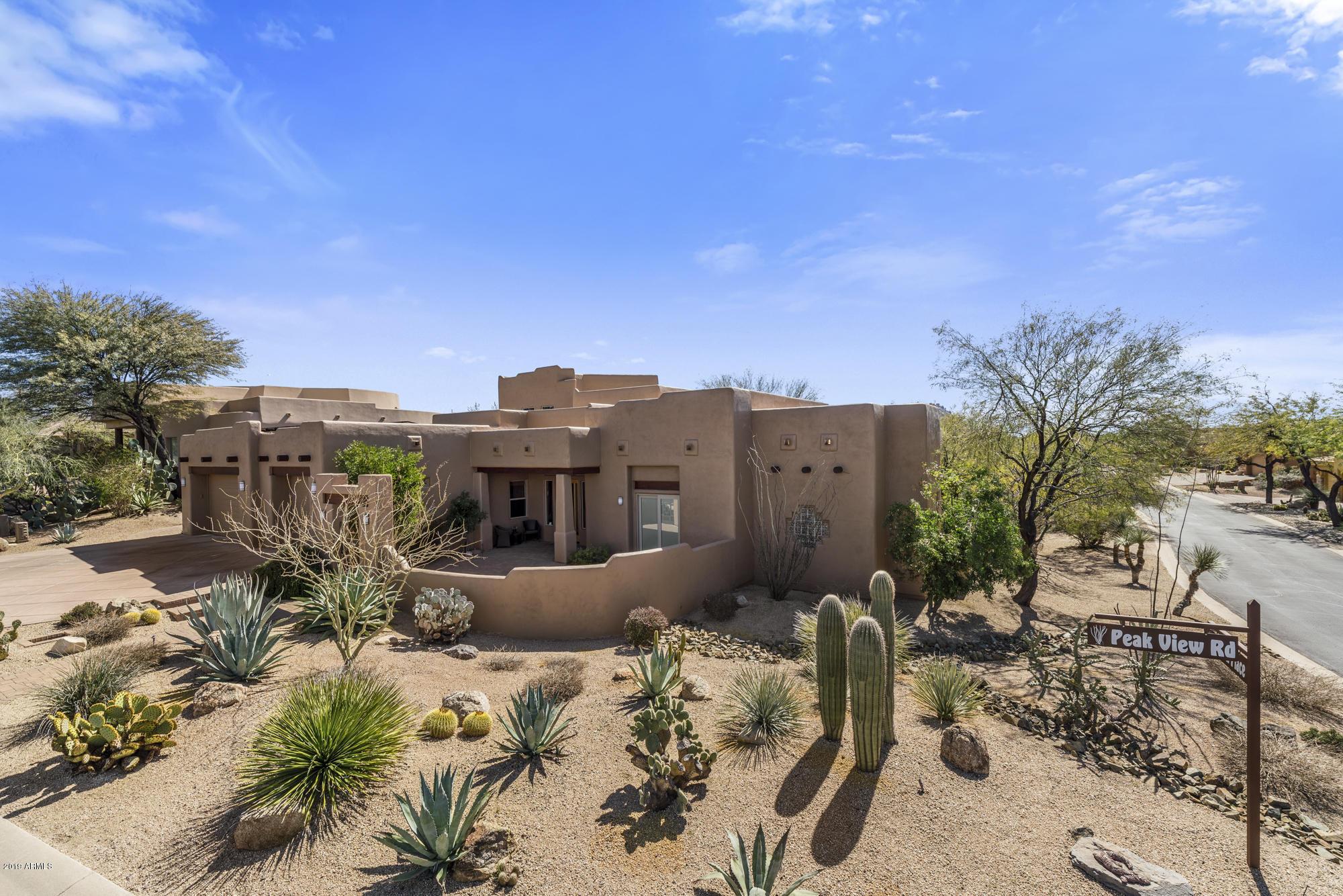 Photo of 10887 E Peak View Road, Scottsdale, AZ 85262