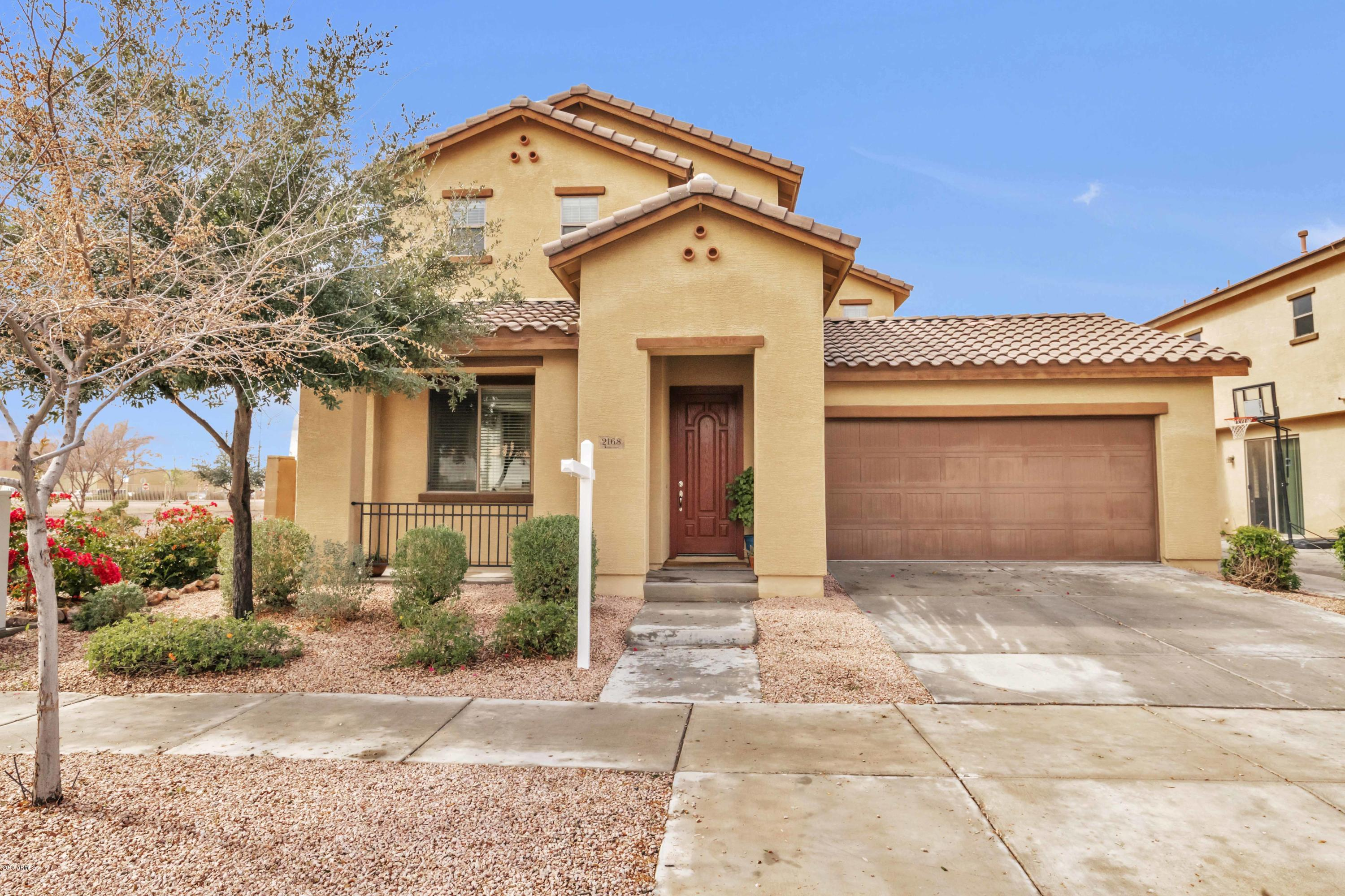 Photo of 2168 S MARTINGALE Road, Gilbert, AZ 85295
