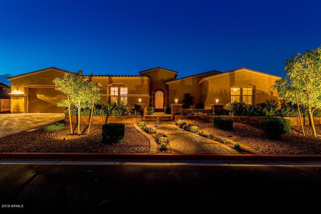 Photo of 3866 E ENCANTO Street, Mesa, AZ 85205