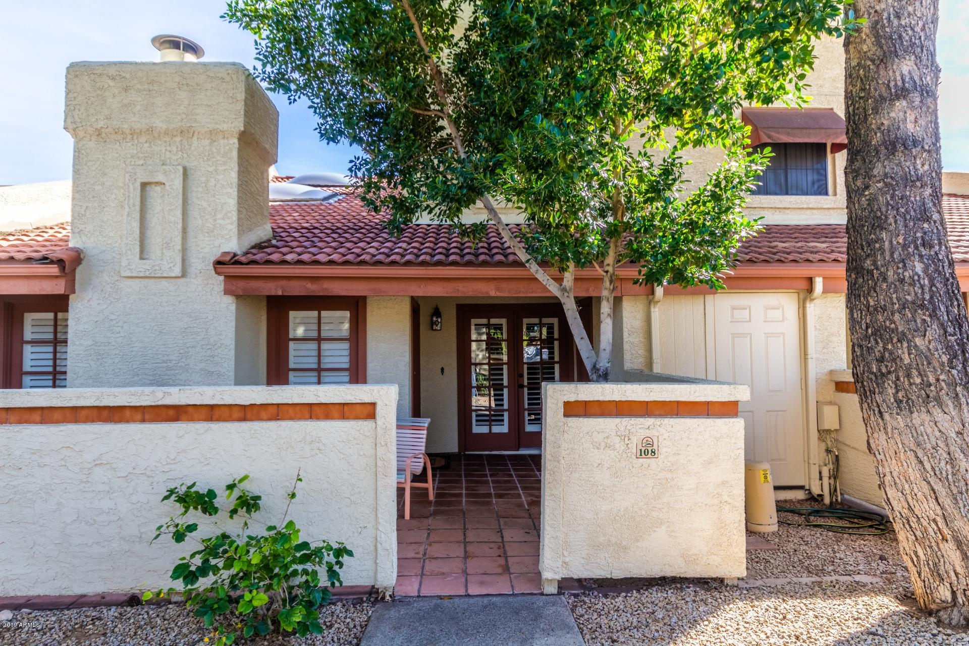 Photo of 3535 W MONTE CRISTO Avenue #108, Phoenix, AZ 85053
