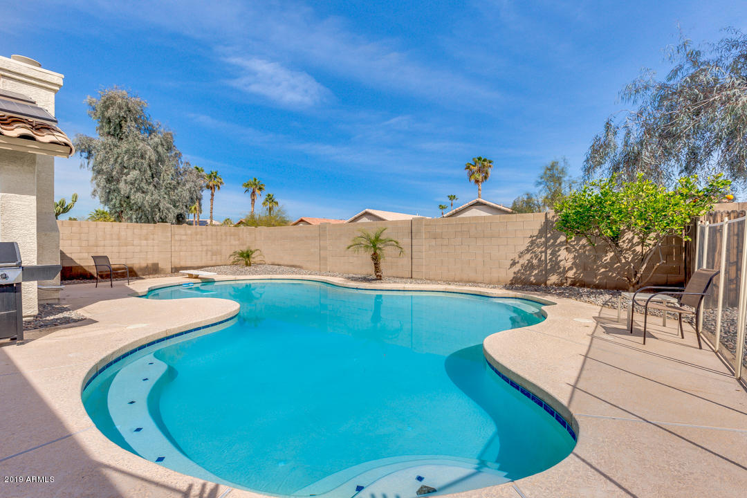 MLS 5893196 2413 N 127TH Avenue, Avondale, AZ 85392 Avondale AZ Four Bedroom
