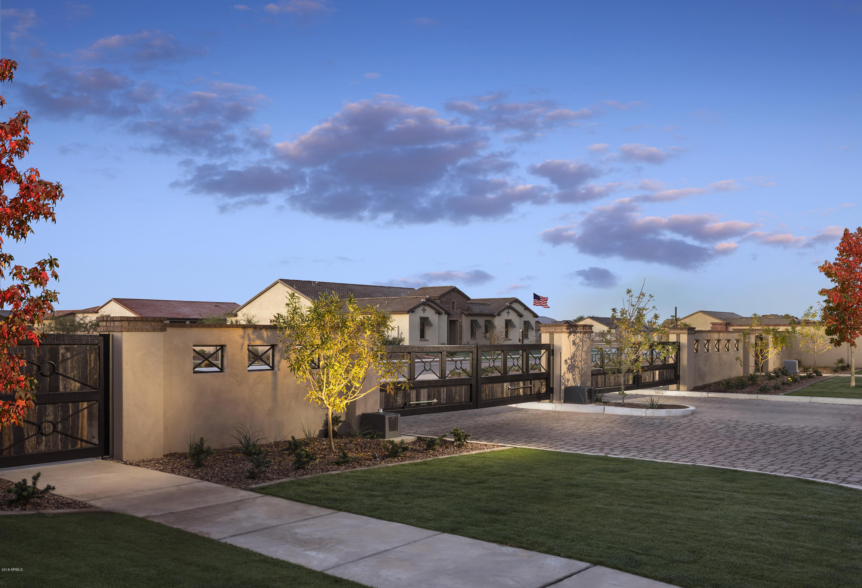 MLS 5896883 17673 E BRONCO Drive Unit 20, Queen Creek, AZ 85142 Queen Creek AZ Gated