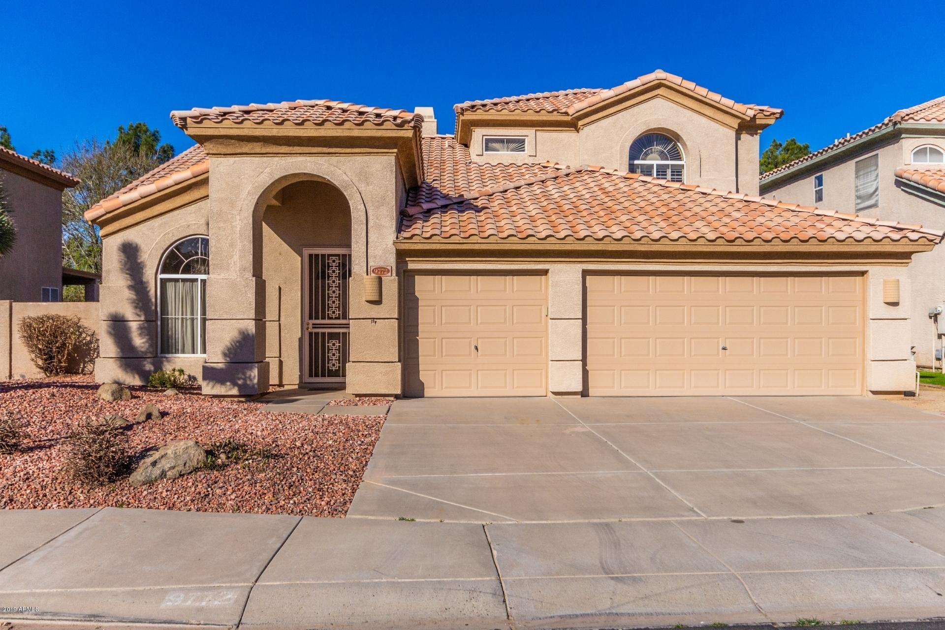 Photo of 9772 S LA ROSA Drive, Tempe, AZ 85284