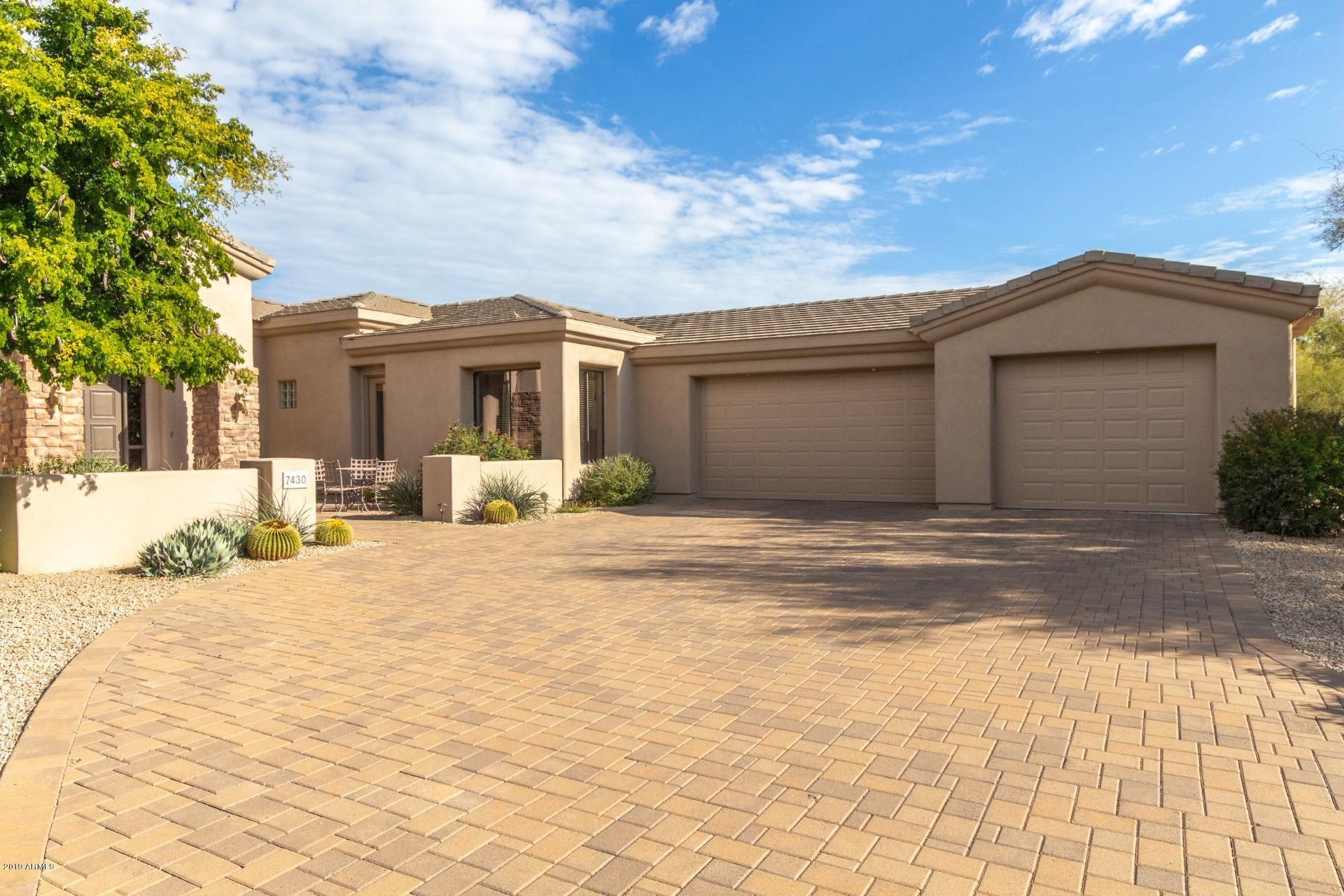 MLS 5892670 7430 E MONTERRA Way, Scottsdale, AZ 85266 Scottsdale AZ Monterra