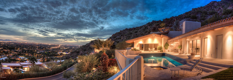 Photo of 5362 E VALLE VISTA Road, Phoenix, AZ 85018
