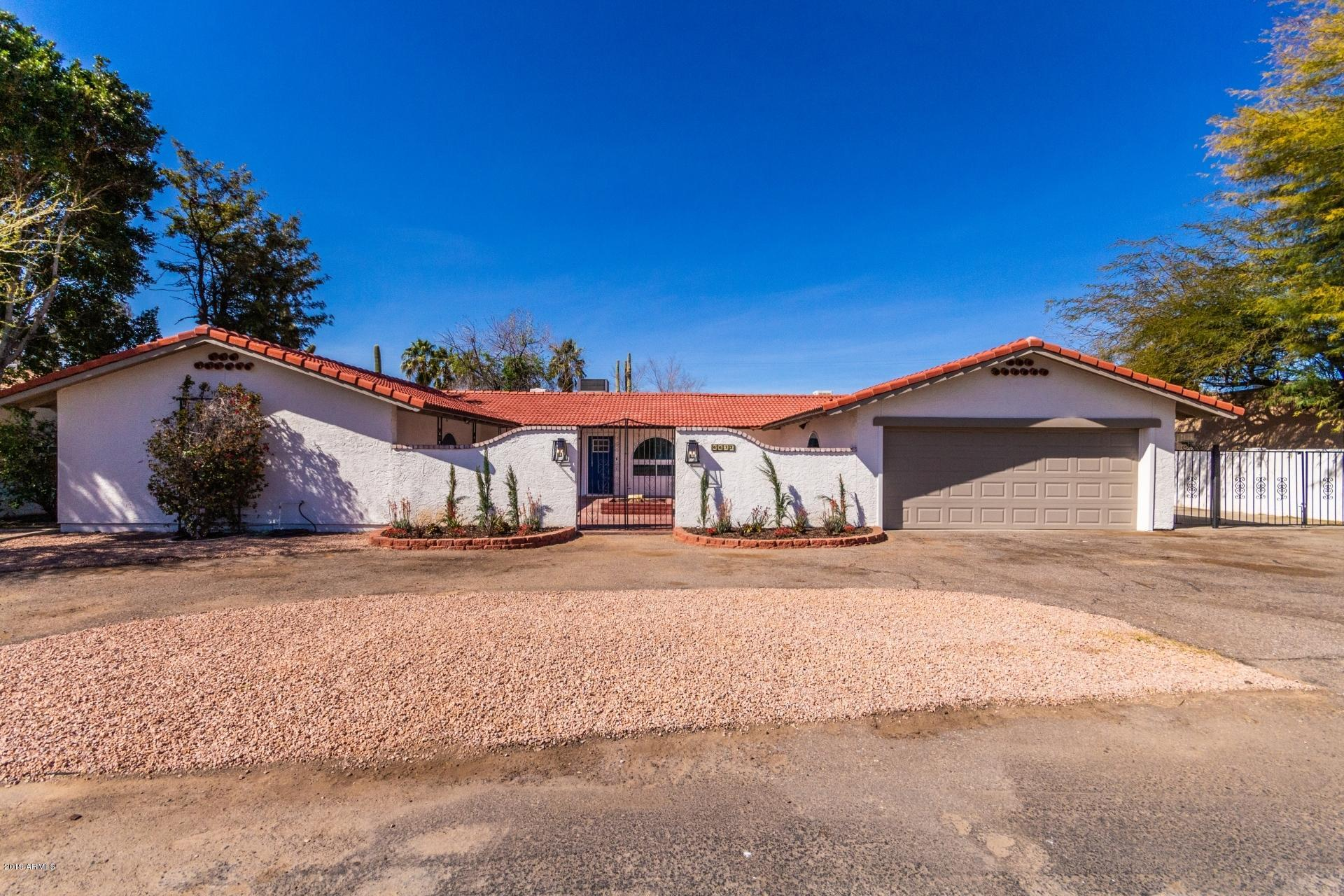 Photo of 6632 E DELMON Drive, Mesa, AZ 85215