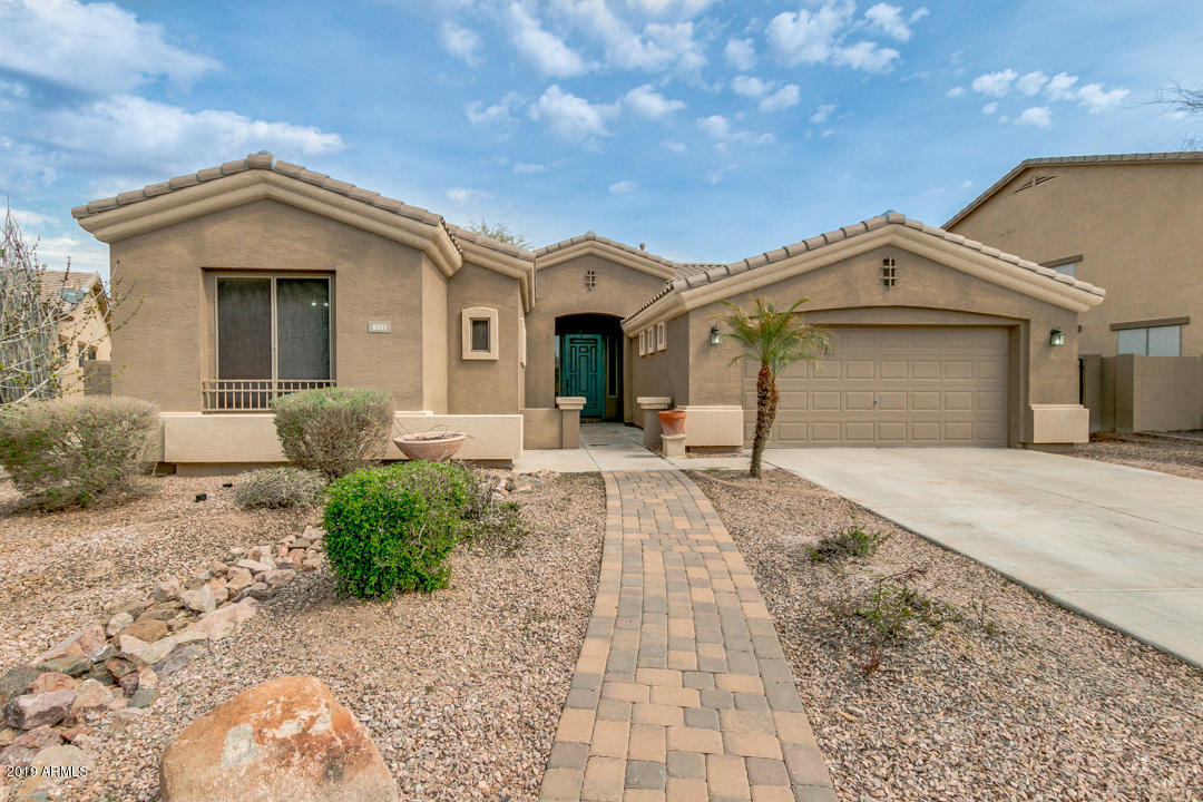 Photo of 6531 S RUBY Drive, Chandler, AZ 85249