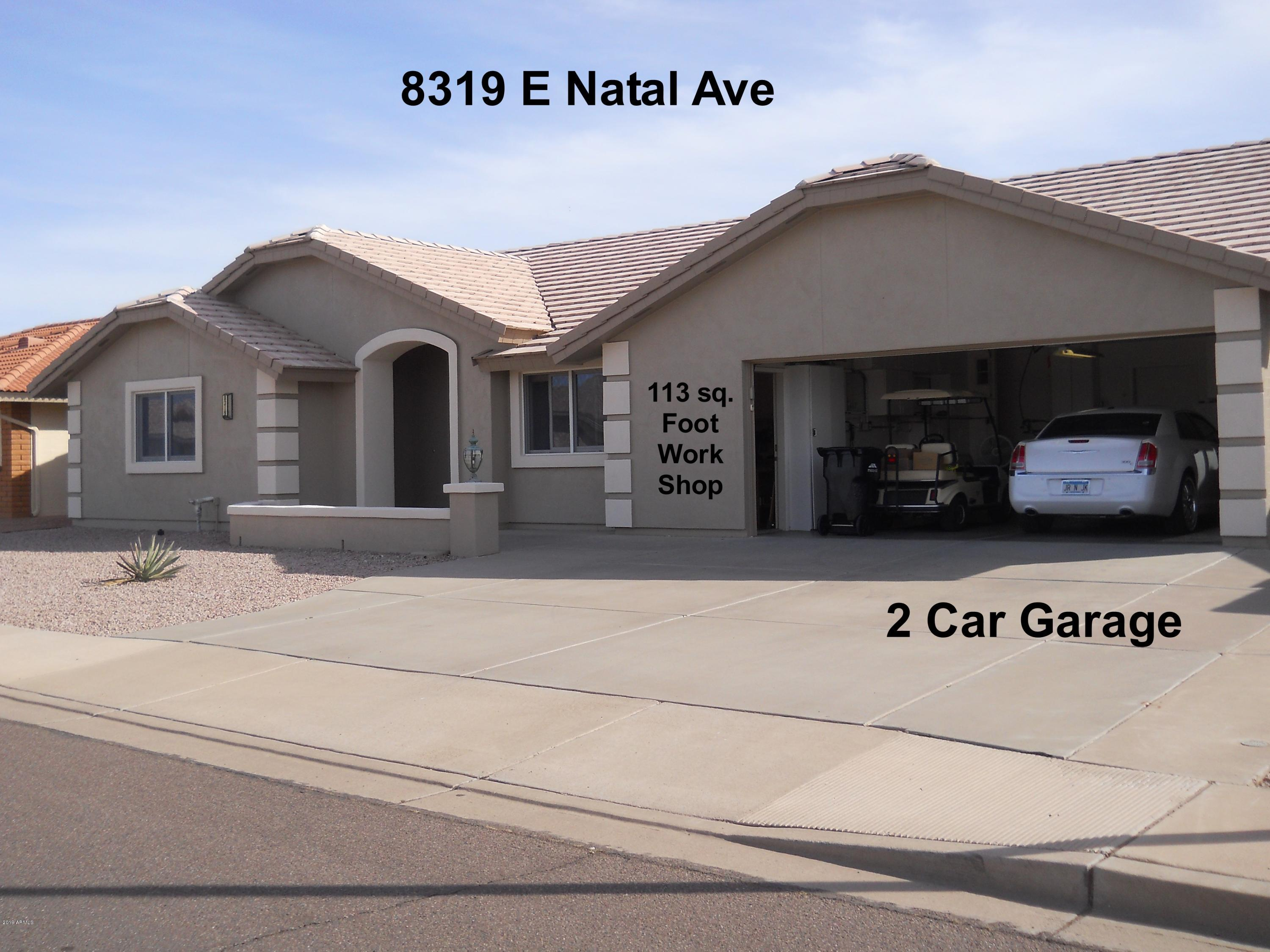 Photo of 8319 E NATAL Avenue, Mesa, AZ 85209