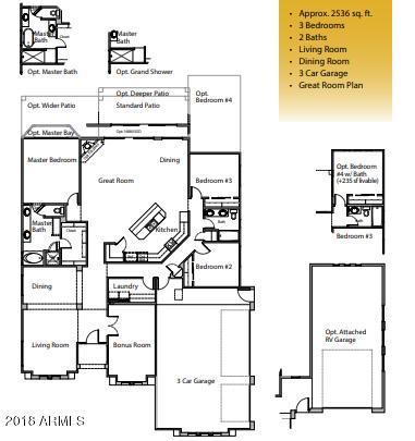 MLS 5893705 345 W STERLING Street, San Tan Valley, AZ 85143 San Tan Valley AZ 3 or More Car Garage