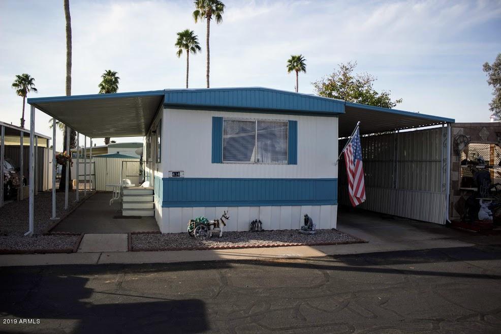 Photo of 305 S Val Vista Drive #434, Mesa, AZ 85206