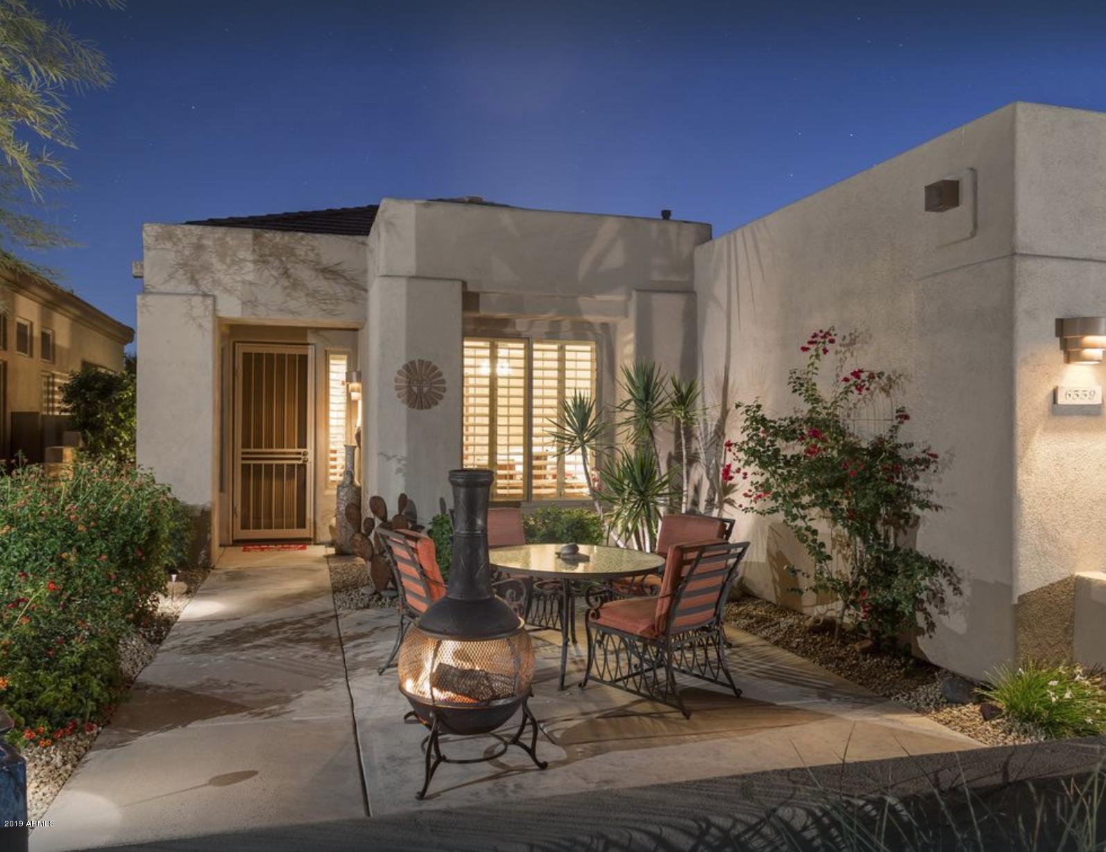 Photo of 6559 E NIGHT GLOW Circle, Scottsdale, AZ 85266