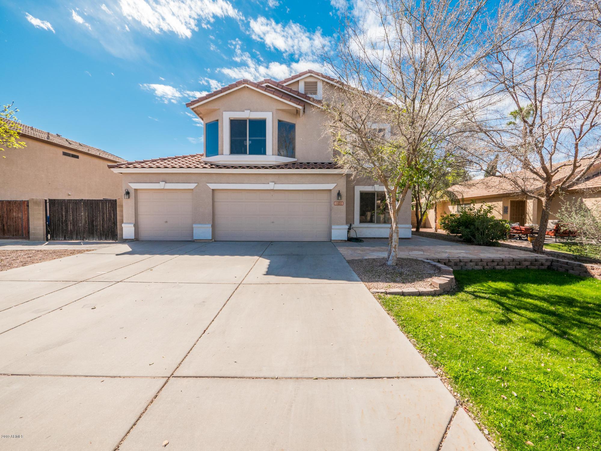 Photo of 1401 E SHEFFIELD Avenue, Gilbert, AZ 85296