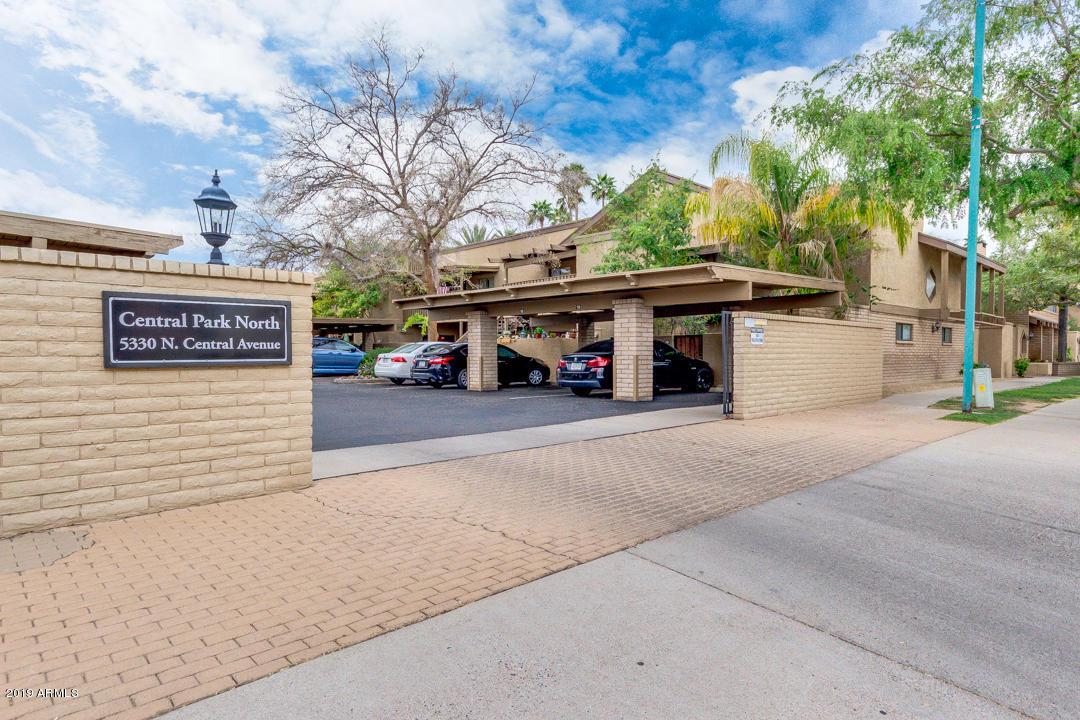 Photo of 5330 N CENTRAL Avenue #4, Phoenix, AZ 85012
