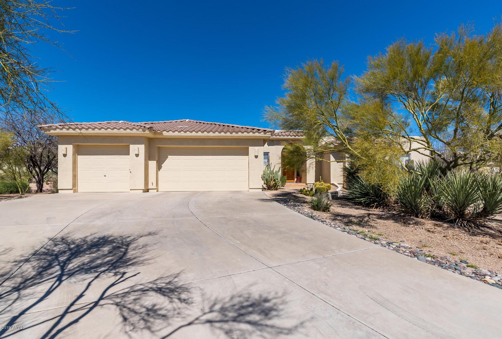 MLS 5900992 36832 N WILD FLOWER Road, Carefree, AZ 85377 Carefree AZ Four Bedroom