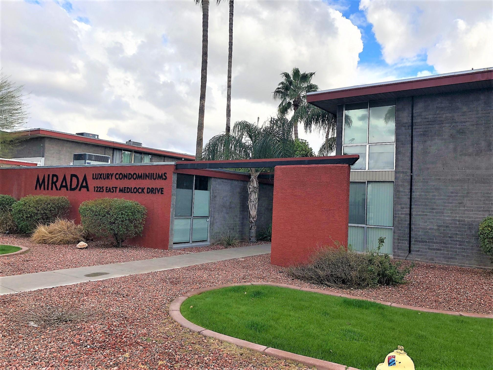 Photo of 1225 E MEDLOCK Drive #104, Phoenix, AZ 85014