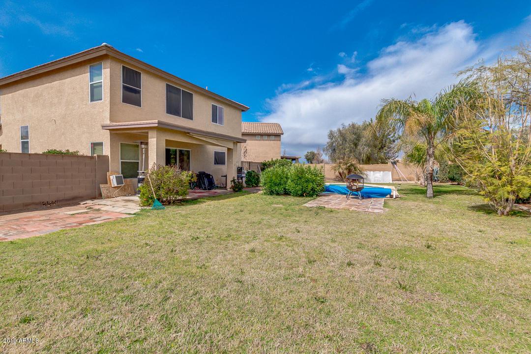 MLS 5895847 125 S 18TH Street, Coolidge, AZ 85128 Coolidge AZ Private Pool