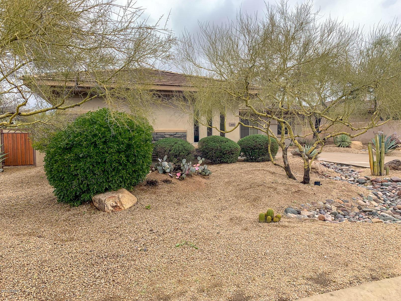 MLS 5895679 7690 E VISAO Drive, Scottsdale, AZ 85266 Scottsdale AZ Bellasera