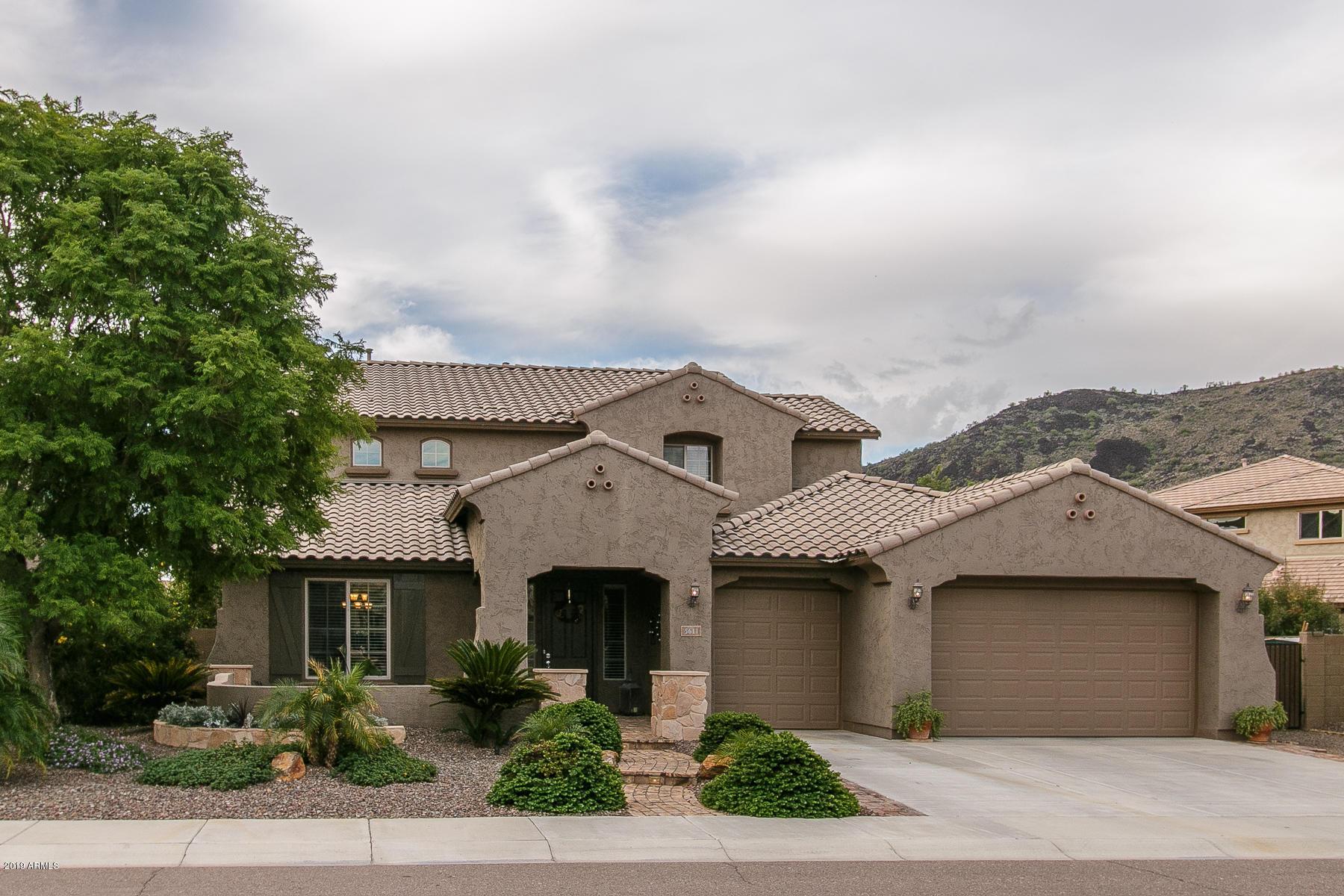 MLS 5838713 5611 W CAVEDALE Drive, Phoenix, AZ 85083 Phoenix AZ Stetson Valley