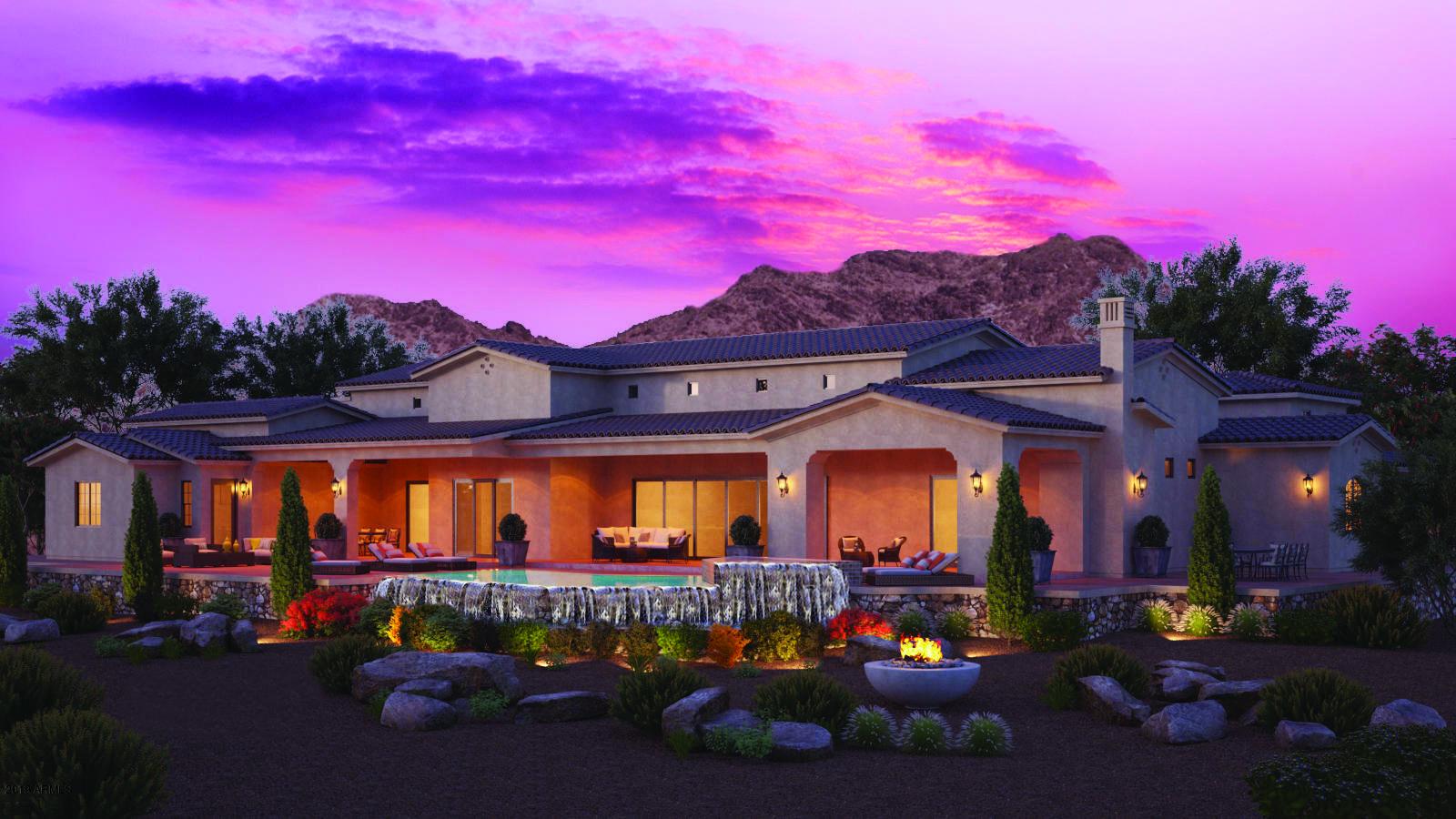 Photo of 4708 E Crystal Lane, Paradise Valley, AZ 85253