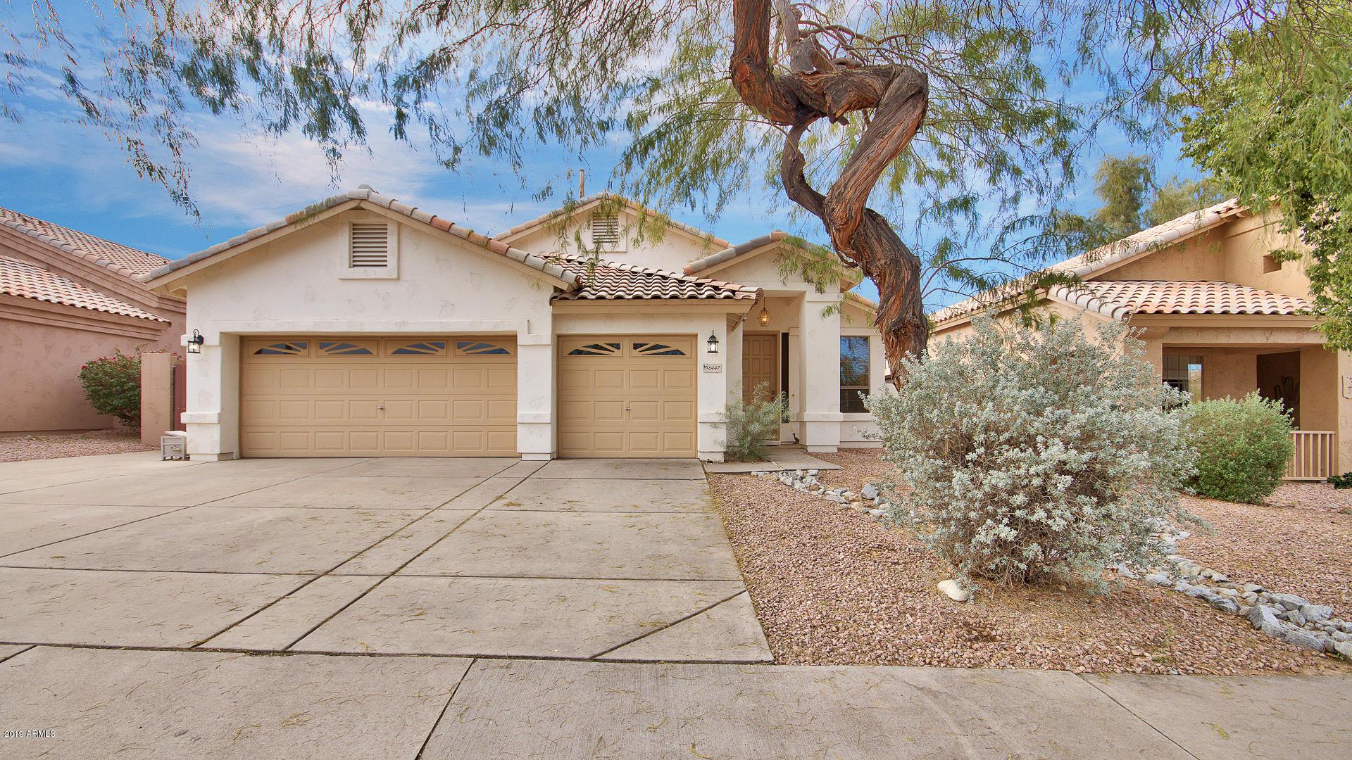 Photo of 6447 E SIERRA MORENA Street, Mesa, AZ 85215