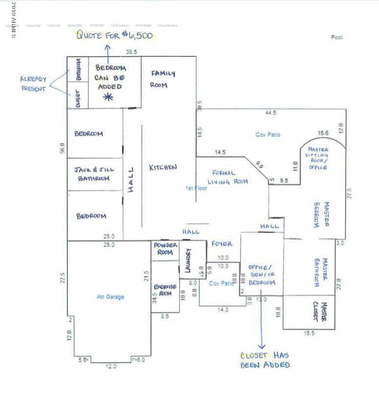 MLS 5887447 310 S BANNING Court, Gilbert, AZ 85296 Gilbert AZ Circle G