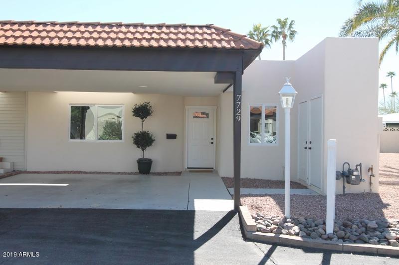 Photo of 7729 E SANDALWOOD Drive, Scottsdale, AZ 85250