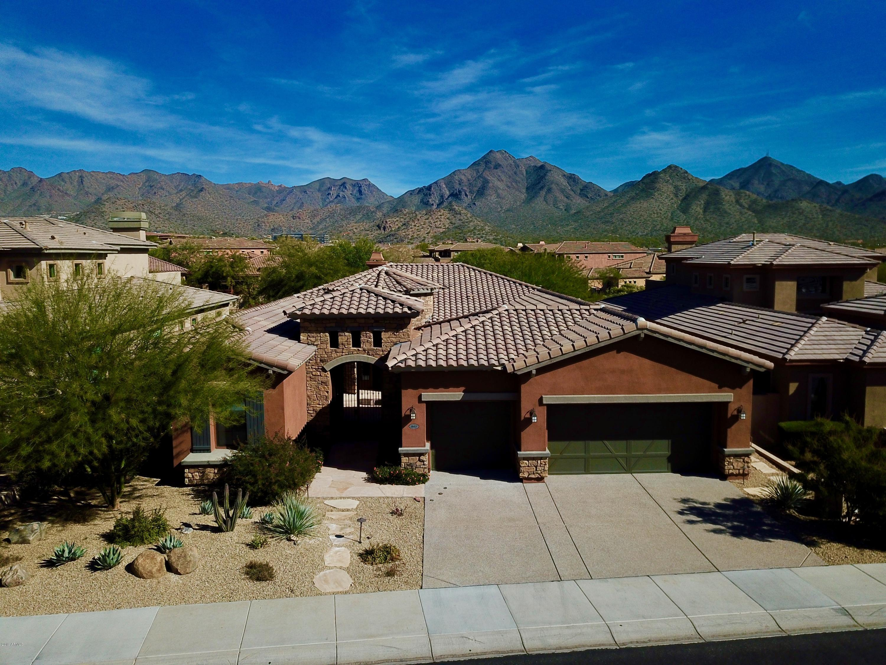 Photo of 18415 N 97TH Place, Scottsdale, AZ 85255