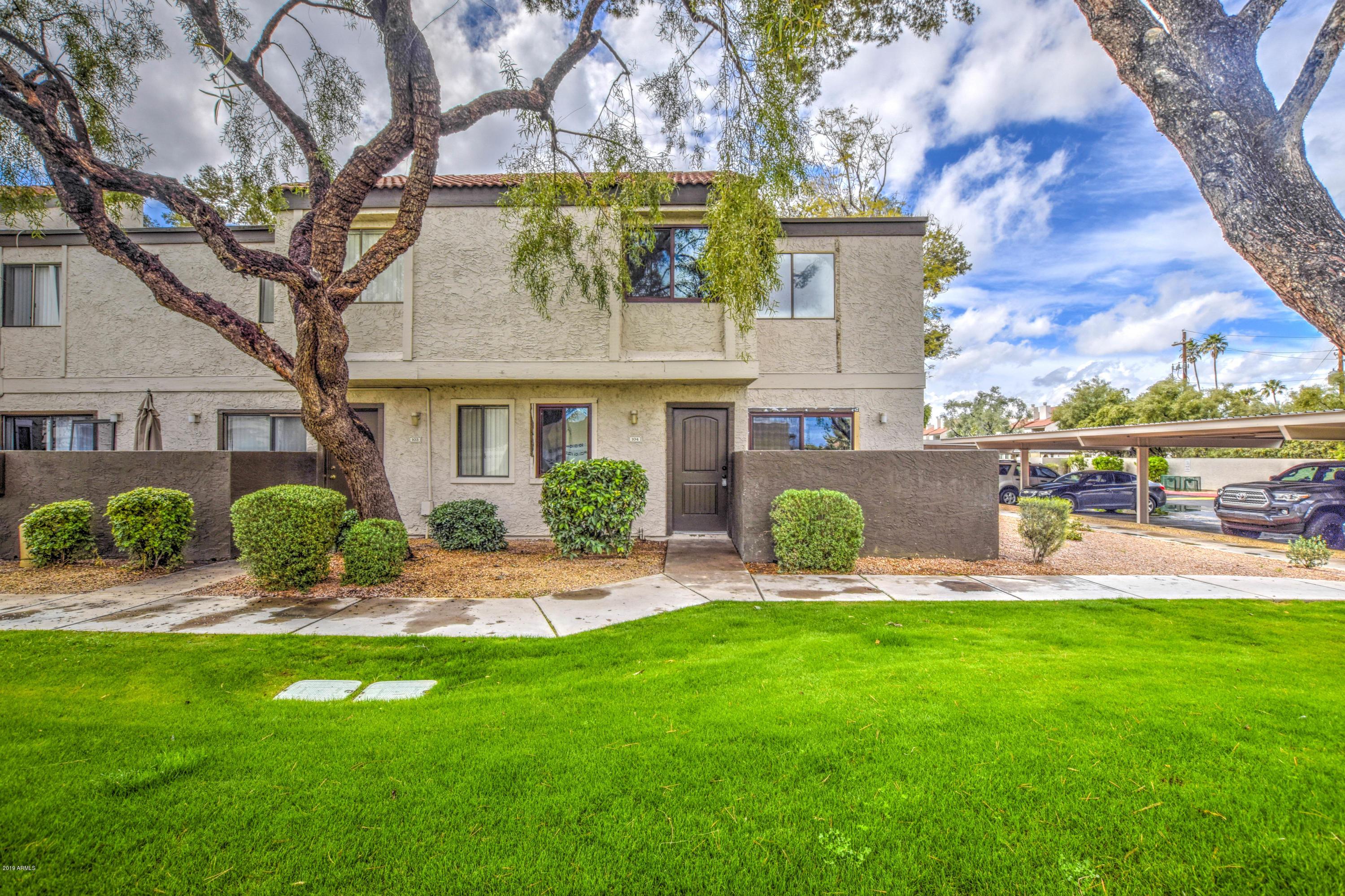 Photo of 2938 N 61ST Place #104, Scottsdale, AZ 85251