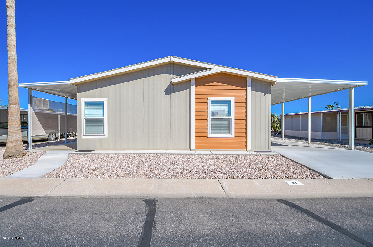 Photo of 2100 N TREKELL Road #81, Casa Grande, AZ 85122