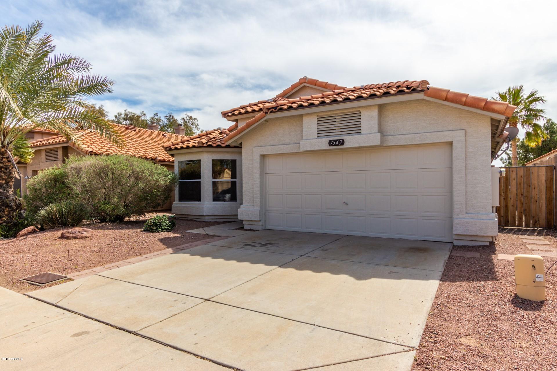 Photo of 7543 W KIMBERLY Way, Glendale, AZ 85308